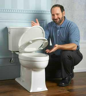 Rockwall Plumbing Contractors Install Low Flow Toilets